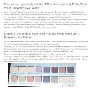 it cosmetics Makeup - Naturally Pretty Pallett